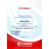 "Сертификат 1С-Битрикс ""BX24-US Пользователь сервиса Битрикс24"""