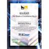 """Сертификат """"Сертифицированный специалист WinRAR"""""""