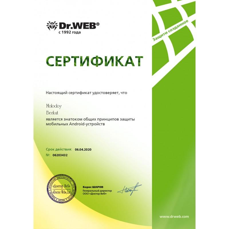 DWCERT-070-7 Общие принципы защиты мобильных Android-устройст